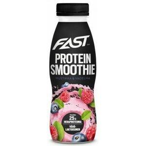 Fast Protein Smoothie Blueberry Raspberry 330 ml - expirace