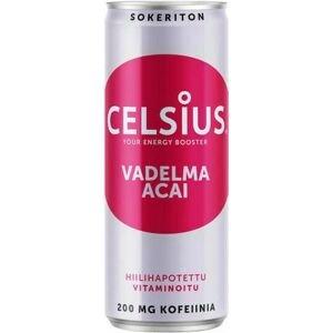 Celsius Energetický nápoj Rapsberry Acai 355 ml - expirace
