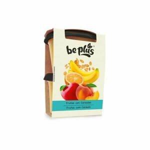 Beplus Ovocné pyré s cereáliemi 2 x 130 g - expirace