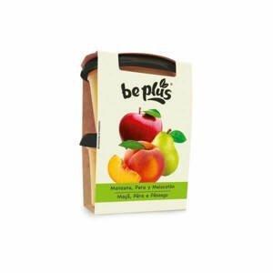 Beplus Kojenecká výživa broskev, jablko, hruška 2 x 200 g - expirace