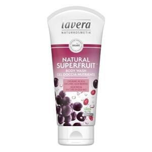 Lavera Sprchový gel Natural Superfruit BIO 200 ml