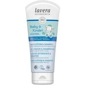 Lavera Dětský vlasový a tělový šampon BIO 200 ml