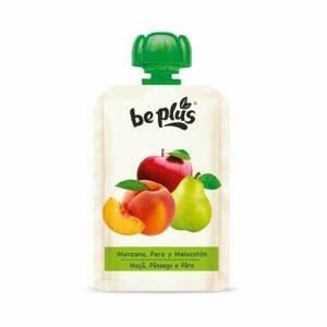 Beplus Ovocné pyré hruška, jablko, broskev 100 g - expirace