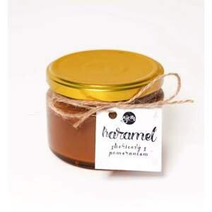 Ajem Karamel skořice, pomeranč 265 ml - expirace