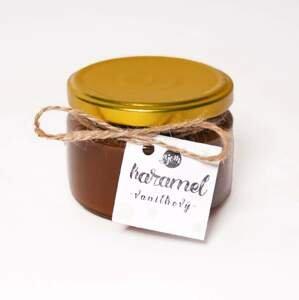 Ajem Karamel vanilka 265 ml - expirace