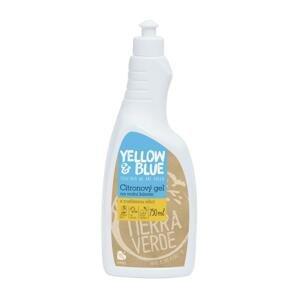 Tierra Verde Citronový gel na vodní kámen 750 ml