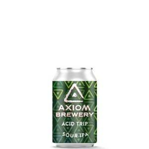 Axiom Brewery Pivo Acid Trip 19°P, Sour IPA 330 ml - expirace