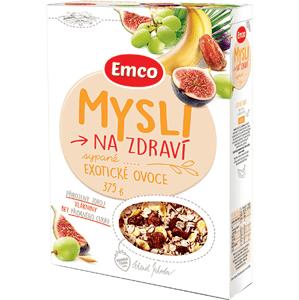 Emco Mysli sypané - Exotické ovoce 375 g - expirace