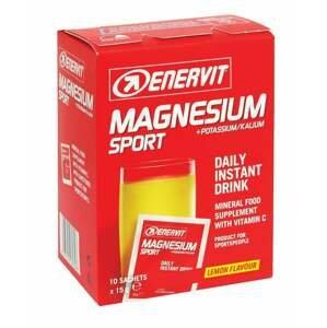 Enervit Magnesium Sport citrón 10 x 15 g - expirace