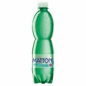 Mattoni Jemně perlivá 750 ml - expirace