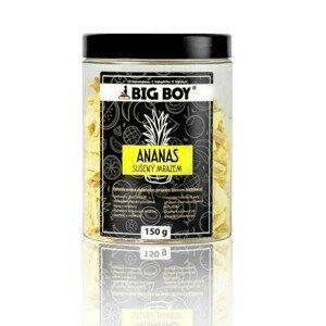 BIG BOY Ananas kousky lyofilizované 150 g