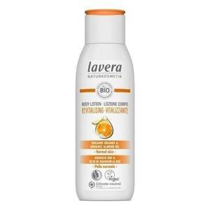 Lavera Pečující tělové mléko Pomeranč 200 ml