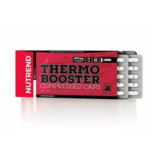 Nutrend Thermobooster compressed 60 kapslí