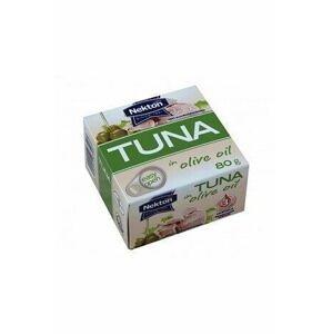 Nekton Tuňák v olivovém oleji  celý 80 g