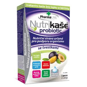 Mogador Nutrikaše probiotic se švestkami 180 g