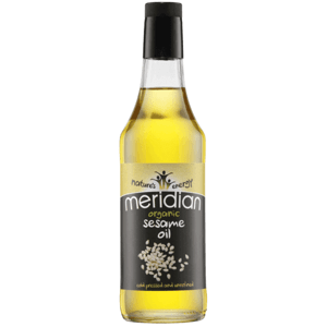 Meridian Sezamový olej BIO 500 ml
