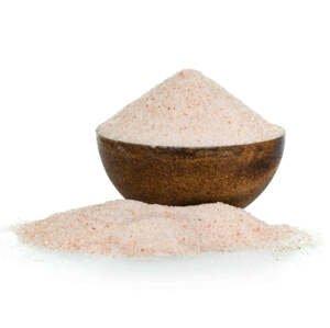 GRIZLY Himalájská sůl růžová jemná 500g