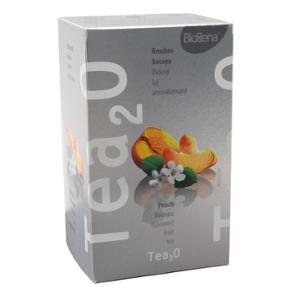 Biogena Tea2O Broskev -  Bacopa 20 x 2,5 g