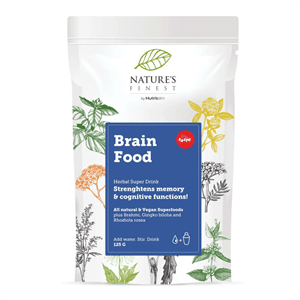 Nutrisslim Brain Food Supermix 125 g