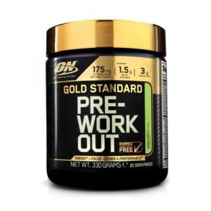 Optimum Nutrition Gold Standard Pre-workout 330 g