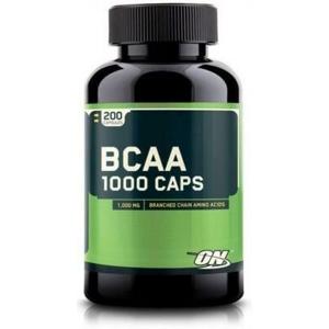 Optimum Nutrition BCAA 1000 caps 200 kapslí