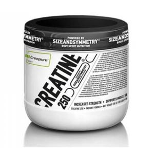 SizeAndSymmetry Creatine Creapure 250 g