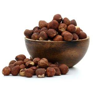 GRIZLY Lískové ořechy BIO 500 g