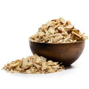 GRIZLY Para ořechy plátky 500 g