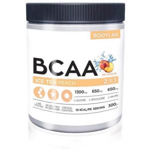 Bodylab BCAA Instant 300 g - ledový čaj/broskev