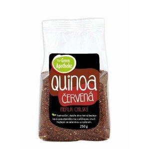 Green Apotheke Quinoa červená 250 g
