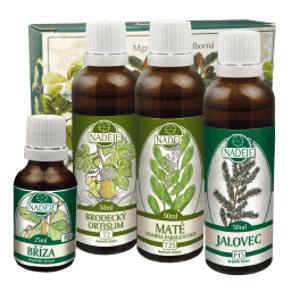 Naděje - Podhorná Doplněk z bylin ke snižování tělesné hmotnosti a pro harmonizaci organismu 225 ml
