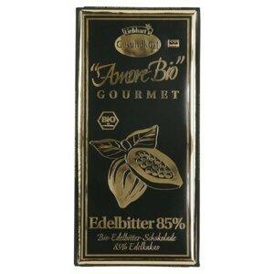 Liebharts Hořká čokoláda 85 % kakao BIO 100 g