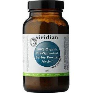 Viridian Activated Barley Powder Organic 100 g