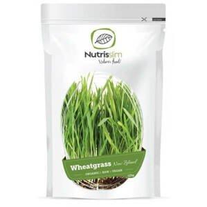 Nutrisslim Wheatgrass Powder (New Zealand) BIO 125 g
