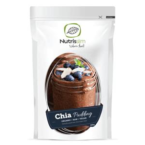 Nutrisslim Chia Pudding BIO 200 g