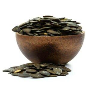 GRIZLY Dýňové semínko loupané - pražené solené 500 g