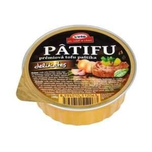 VETO ECO Paštika PATIFU delikates 100 g