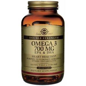 Solgar Omega 3 - 3700 120 kapslí