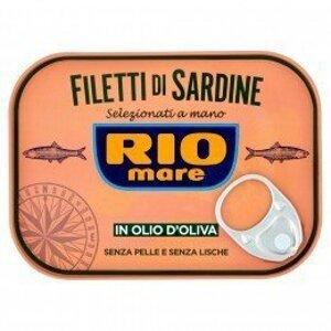 Rio mare Filet sardinek v olivovém oleji 105 g