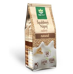 Topnatur Špaldový nápoj sušený natural 350 g