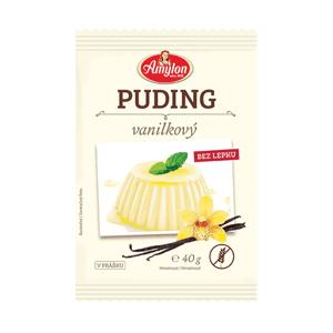 Amylon Puding vanilkový bezlepkový 40 g