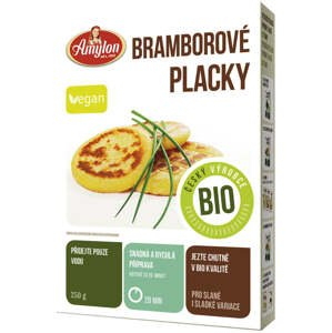 Amylon Bramborové placky BIO 250 g
