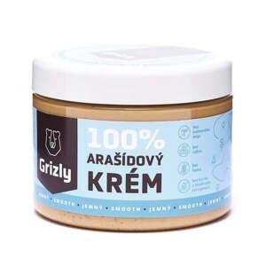 GRIZLY 100% Arašídové máslo jemné 500 g