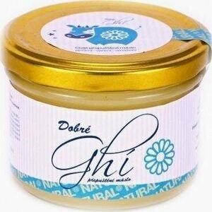 Dobré Ghí Přepuštěné máslo 220 ml