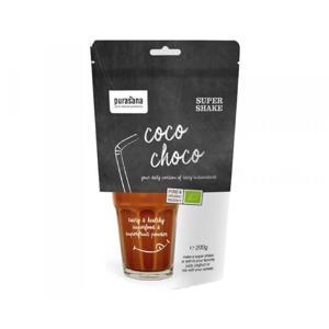 Purasana Coco Choco Super Shake BIO 200 g