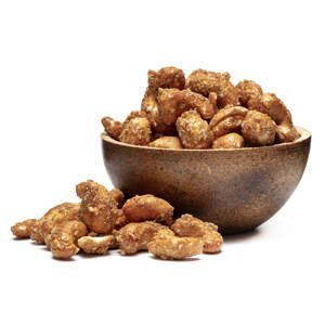 GRIZLY Kešu/arašídový Superior Mix v medu a chilli 500 g