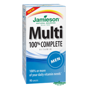 Jamieson Multi COMPLETE pro muže 90 tablet