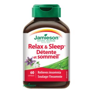 Jamieson Relax a spánek 60 kapslí