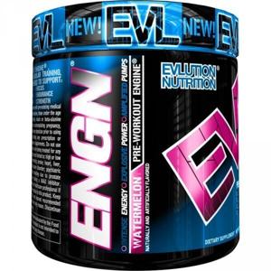 EVLution Nutrition Pre workout engine 252g