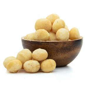 GRIZLY Makadamové ořechy 500 g
